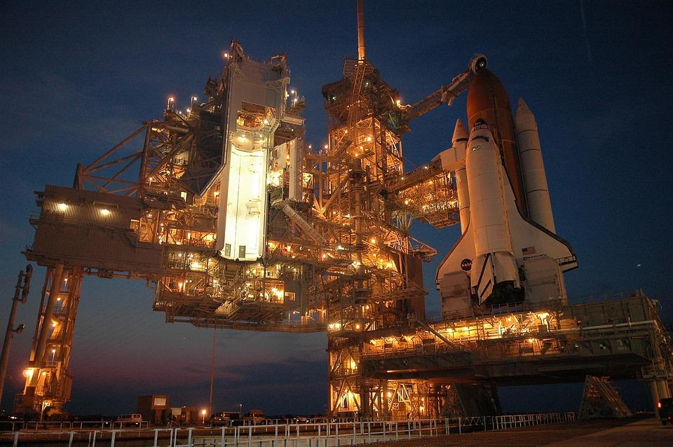 Le vol spatial