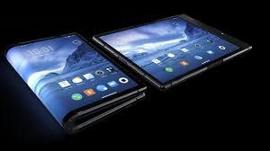 A la découverte des smartphones pliables !