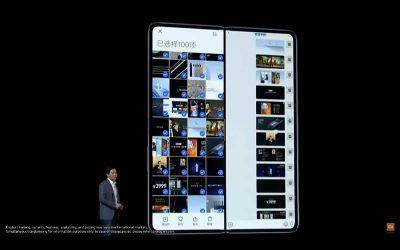 Xiaomi présente le smartphone pliable le moins cher du monde.. et aussi le plus performant